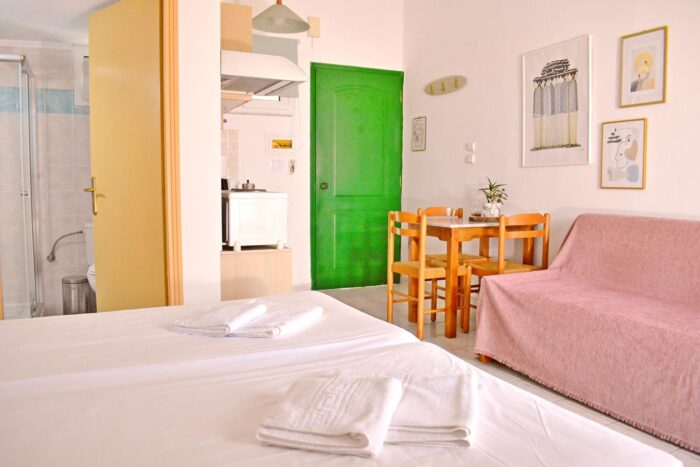 chania hotel   Melinas House   Chania, Crete